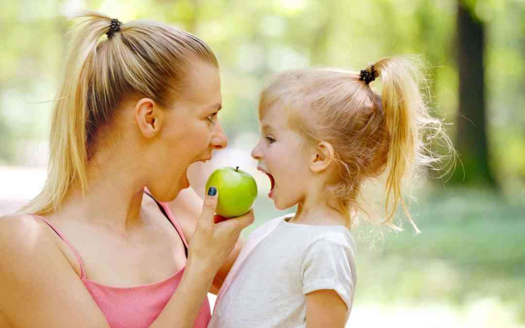13 Tips For Getting Your Kids To Eat Healthy Food