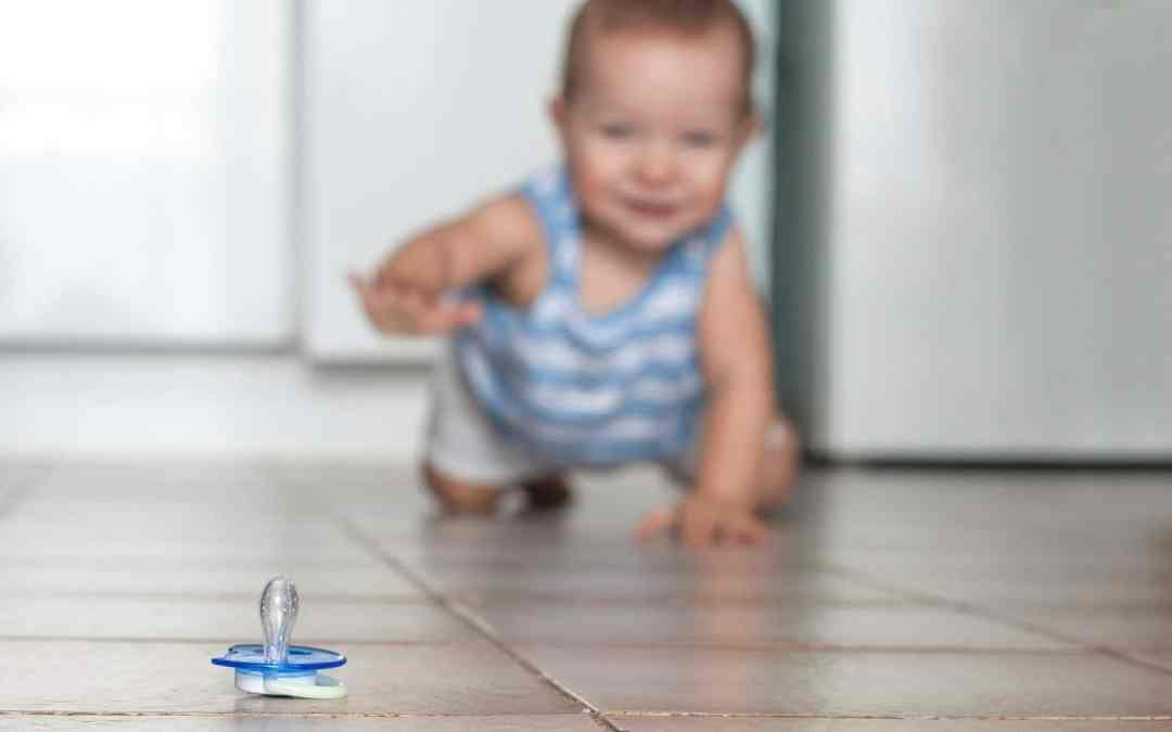 10 Tips for Helping Your Child Give Up The Binky or Pacifier