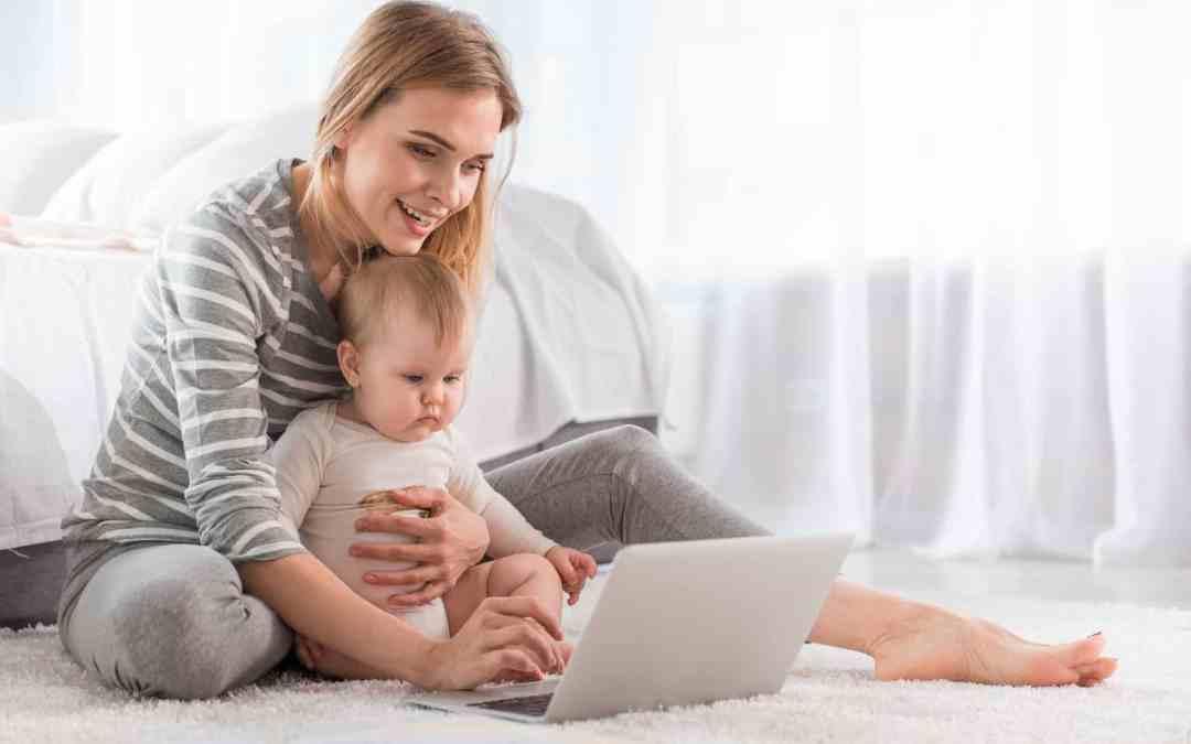 8 Ways Moms Can Make Money Blogging