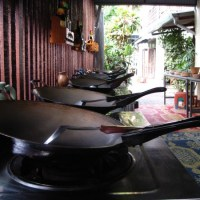 woks thai cooking classes