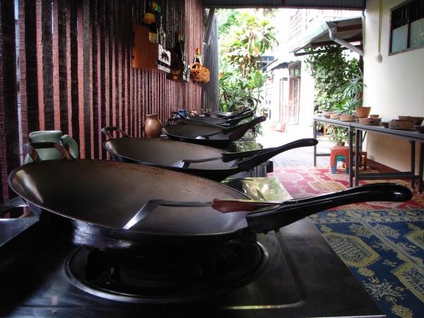 woks thai cooking classes