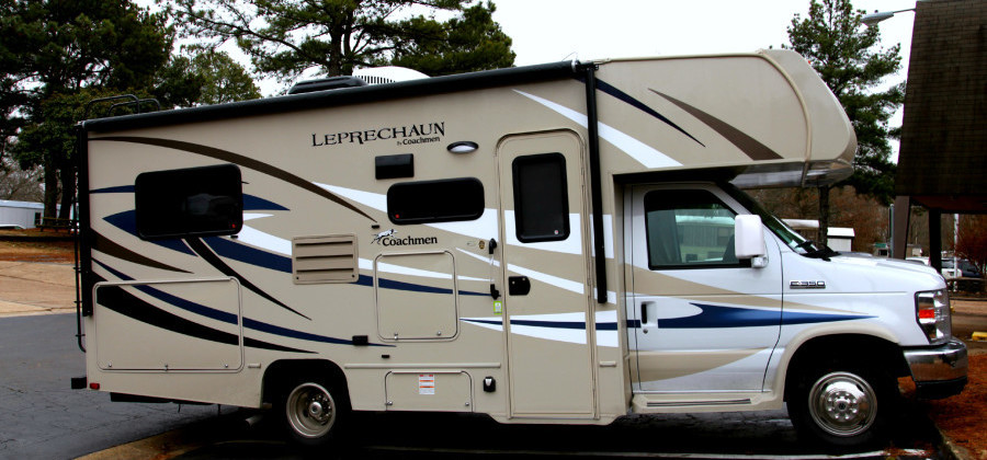 How to drive across usa in a motorhome for 1 per day vhn for Small motor homes for rent