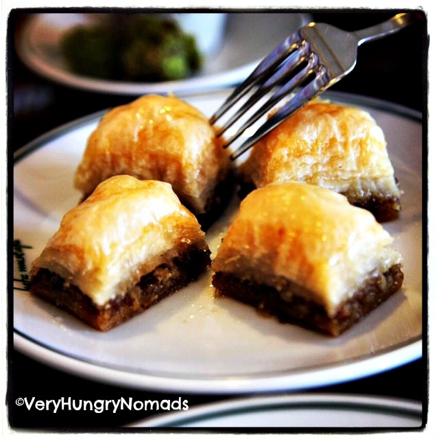 Baklava in Turkey