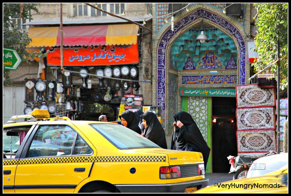 Iran - The streets