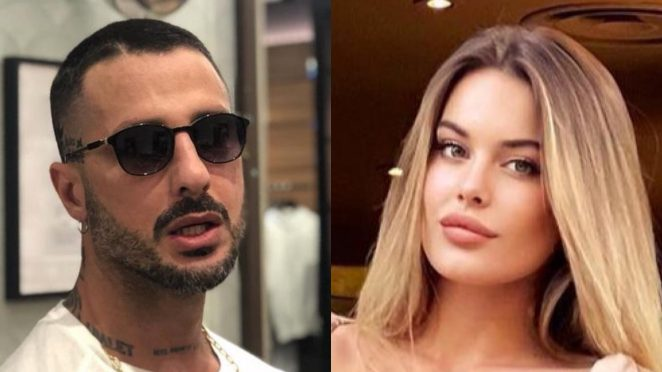 Fabrizio Corona e Sophie Codegoni