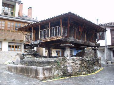 Arquitectura-Asturias-Horreo-PolaDeLena