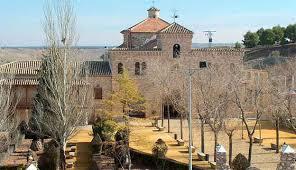 Santuario del Santísimo Cristo de Villajos