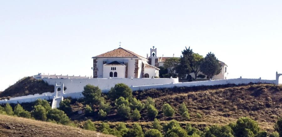 Santuario Santísima Virgen de Criptana