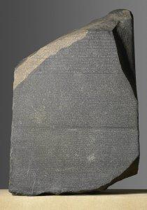 Historia Piedra de Rosetta