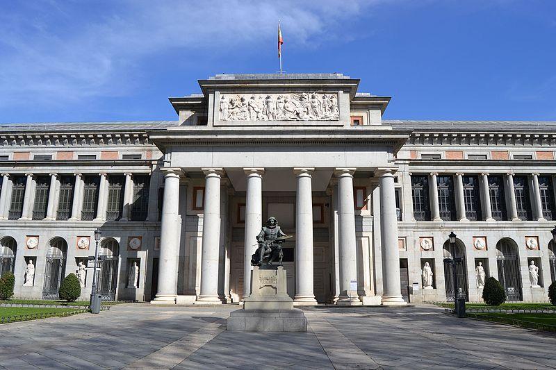 Visitas virtuales a museos: Museo del Prado