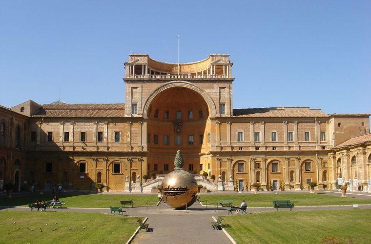 Visitas virtuales a museos: Museos Vaticanos