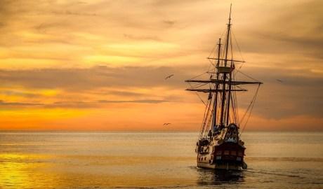 Navegar por los siete mares