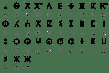 Alfabeto tifinag moderno