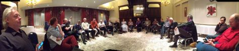 ex Young Liberals Reunion, 3rd January 2015