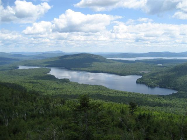 Spring Lake Maine Vacation Real Estate For Sale Log Cabin On Pristine Spring Lake Located In