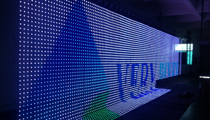 Verypixel Huge Flexible Led Stage Background Aging