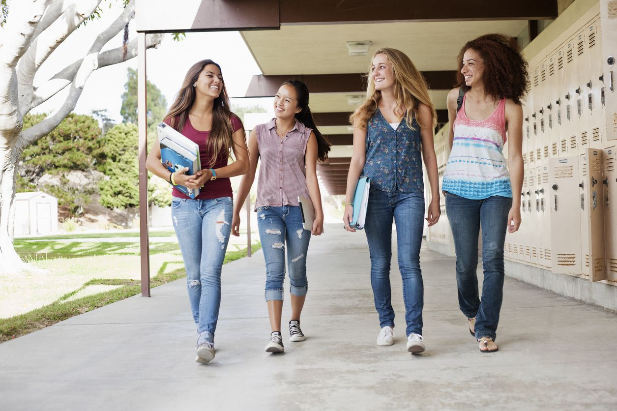 How To Help Your Teen Adjust To A New High School