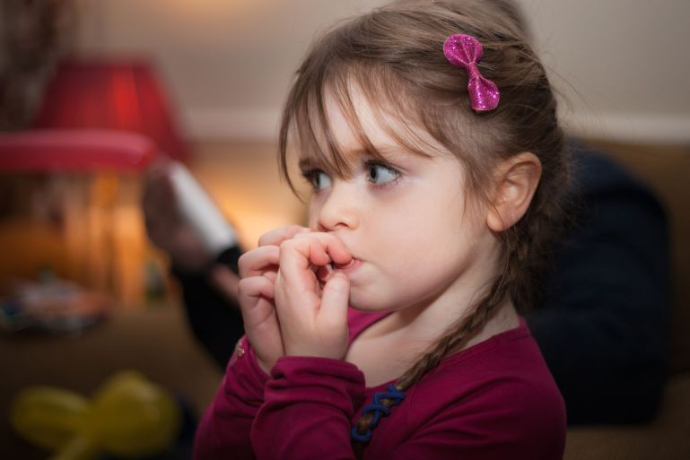 Image result for kids biting nails