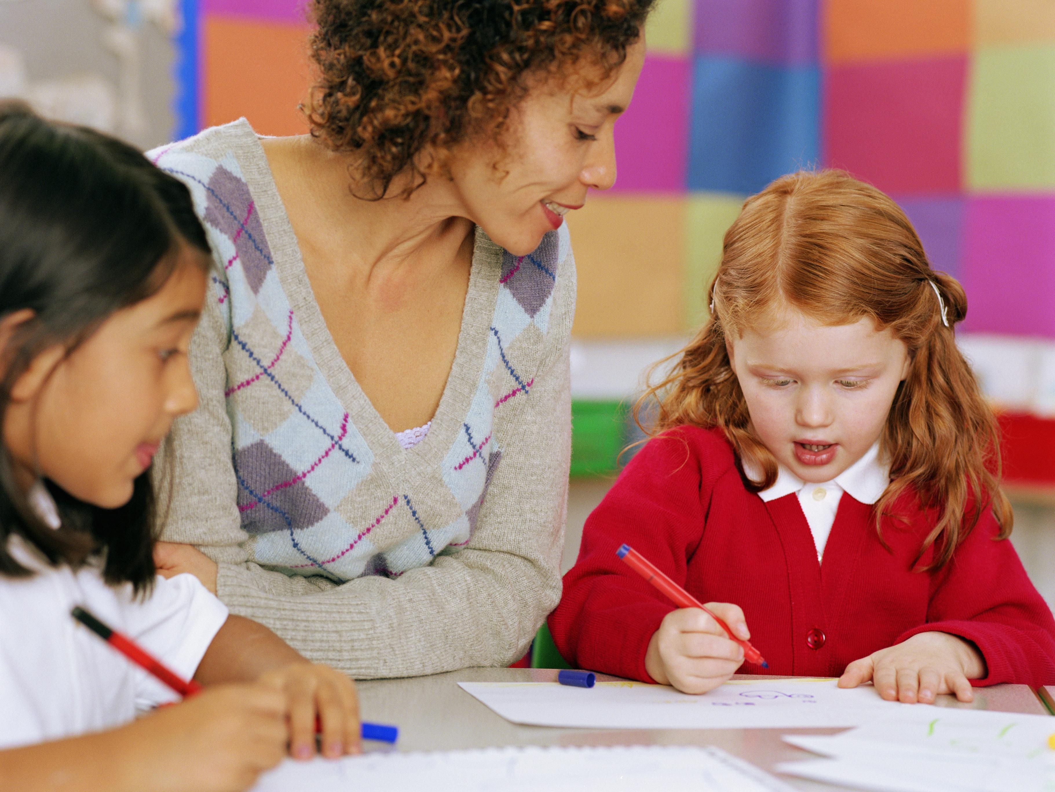Occupational Therapy For Special Needs Children