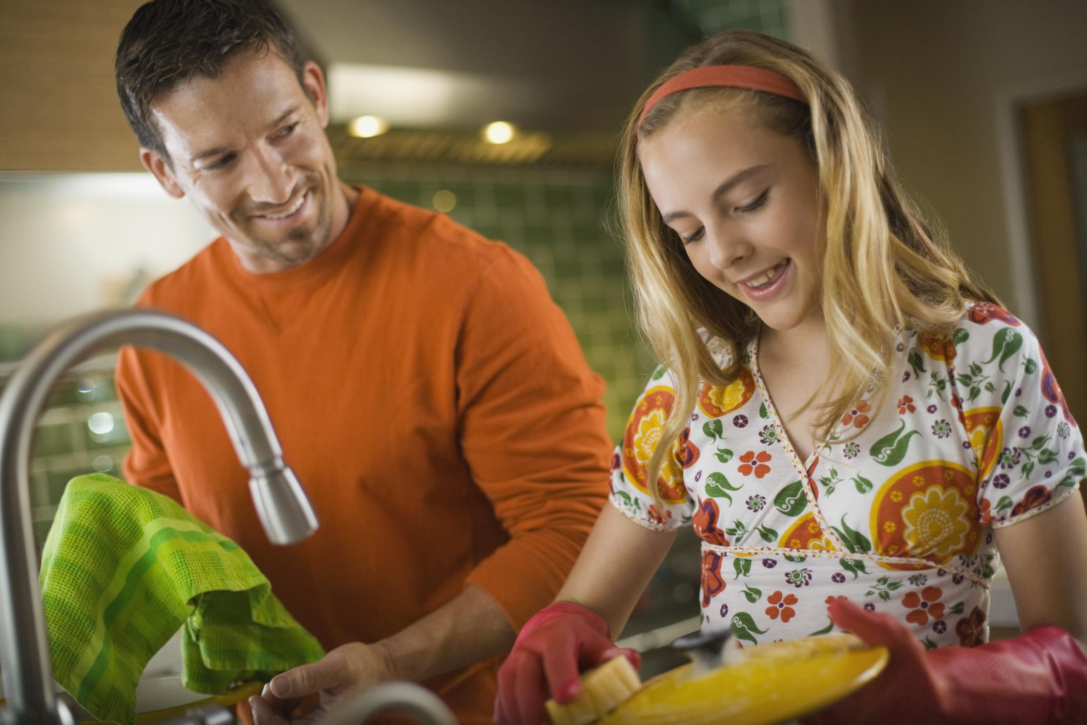 A Chores List For Older Kids And Teens