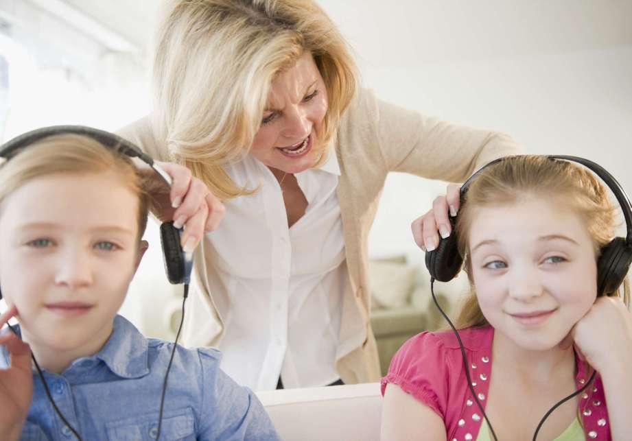 Image result for kid ignoring parents