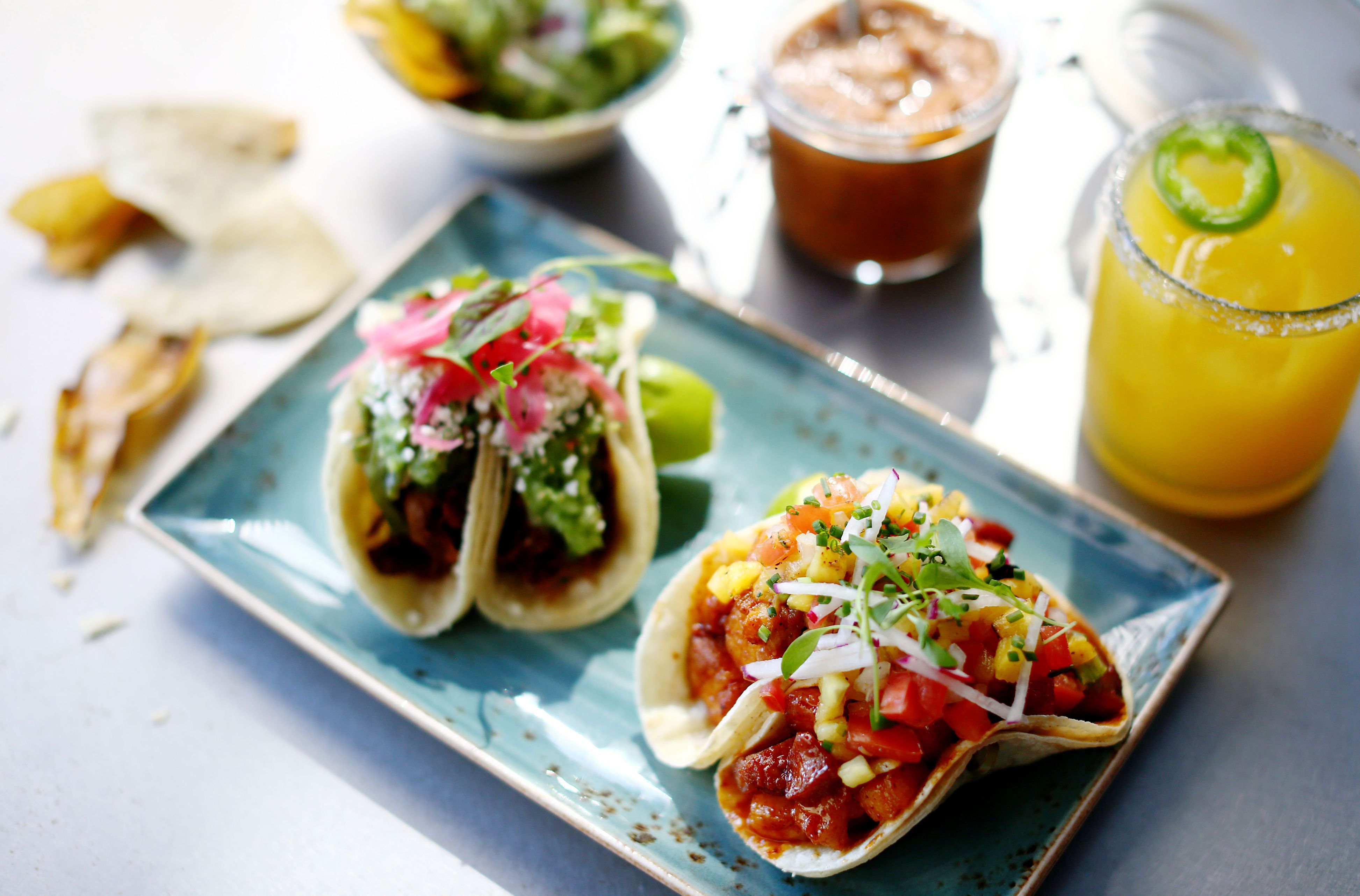 How To Eat Healthy At A Mexican Restaurant