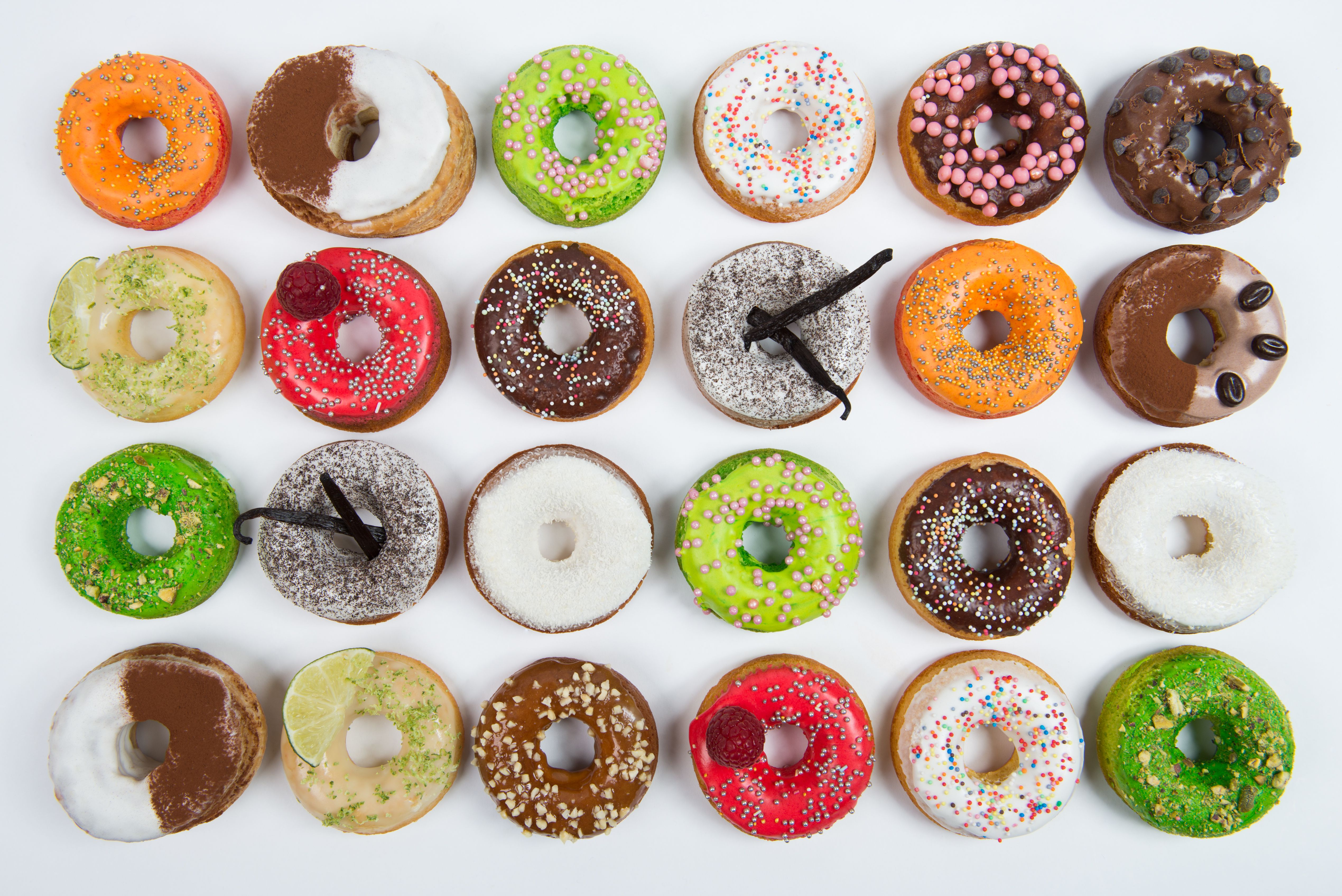 Dunkin Donuts Nutrition Facts And Calorie Counts