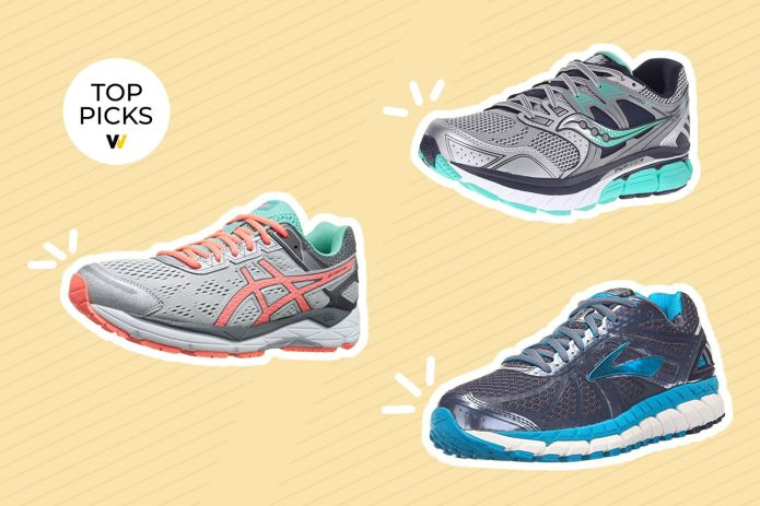 The Best Women S Running Shoes For Overpronators According To An Expert