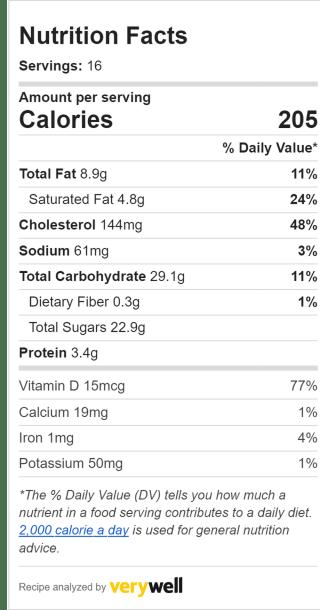 Nutrition Label Embed 1563283476 3865591e83fa4ba0914a93a394b6a1ef
