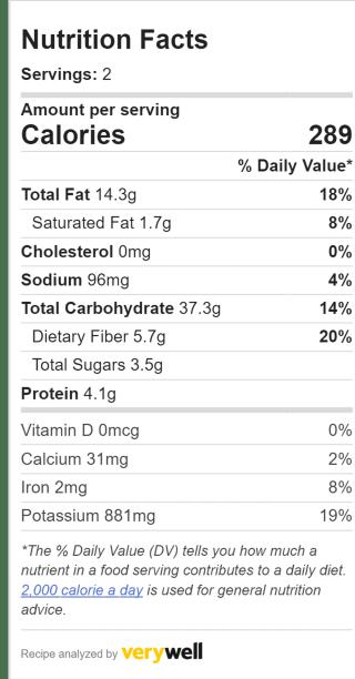 Nutrition Label Embed 692403293 e05a66988de44204b812da13c728d74a