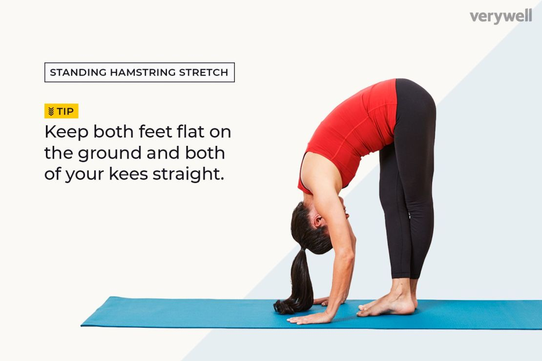 Hamstring Stretch to Improve Hip Mobility and Flexibility