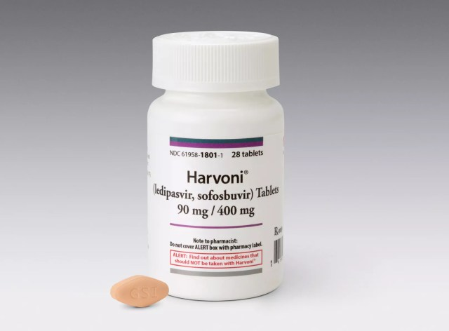 harvonia bottle and pill