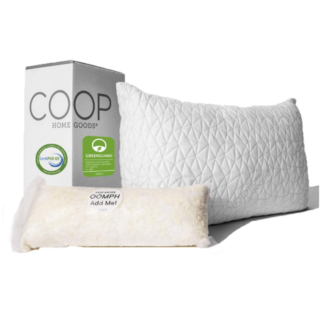 the 7 best pillows for back sleepers of