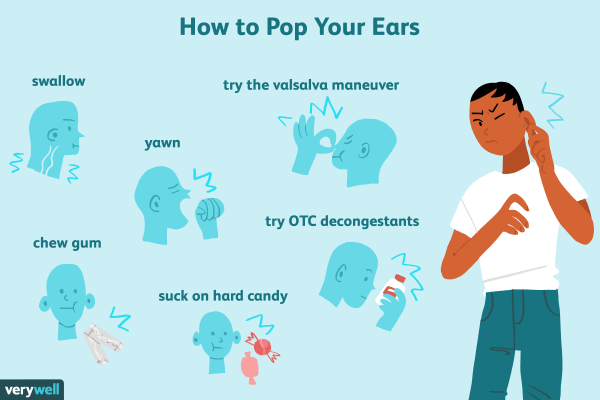 What to Do When Your Ears Won't Pop