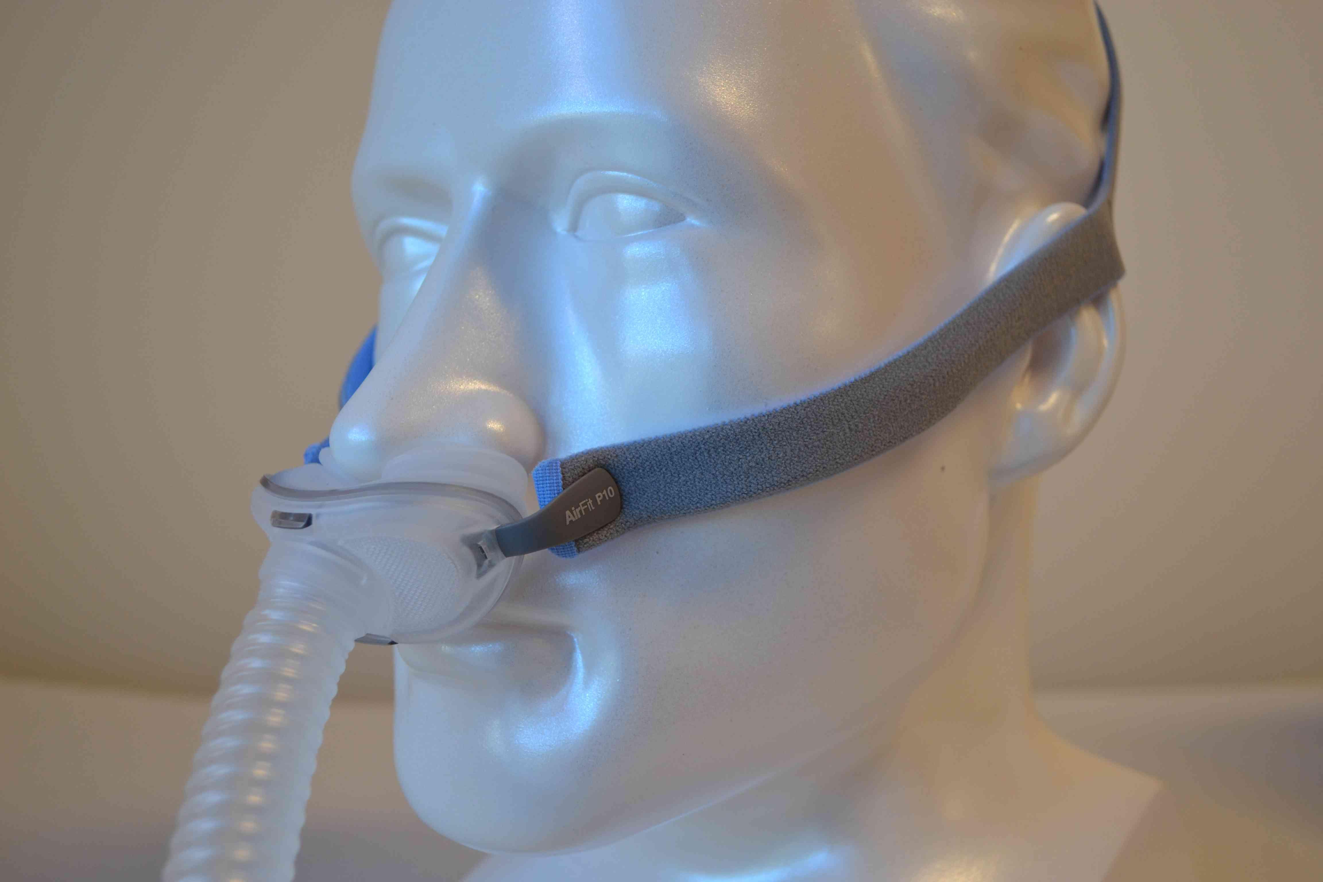 resmed airfit p10 nasal pillows cpap mask