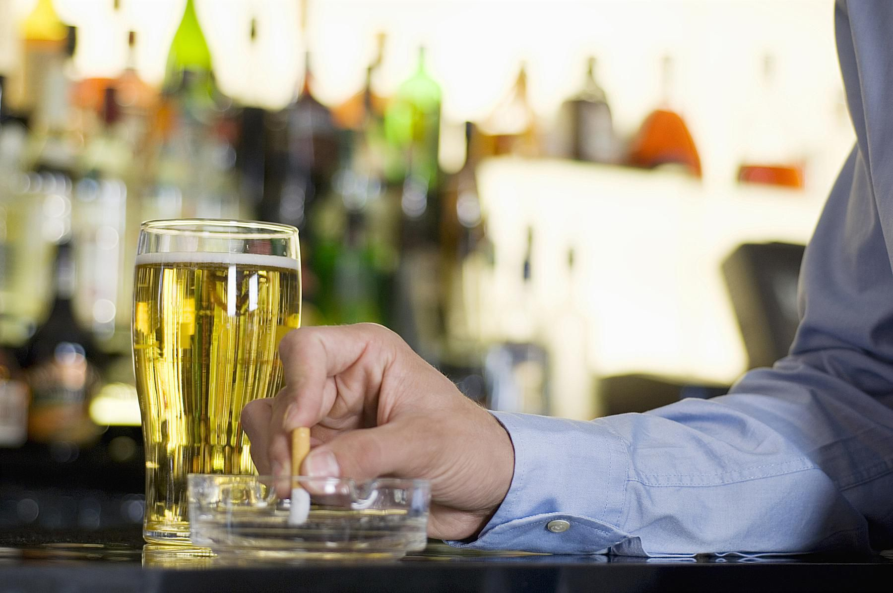 How To Stop Smoking When You Drink Alcohol