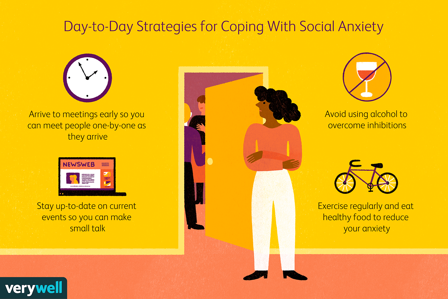 Coping With Social Anxiety The Best Self Help Strategies