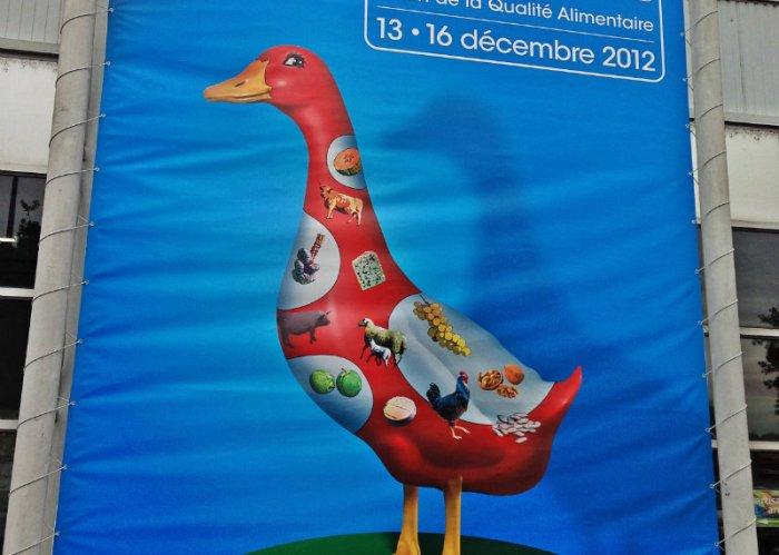 Affiche du SISQA 2012 à Toulouse
