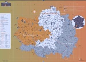 3 appellations géographiques - Armagnac