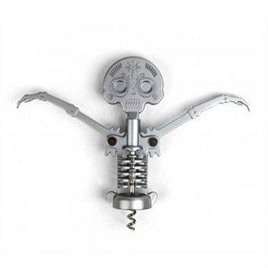 Tire bouchon squelette