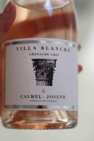 Rosé-Villa-Blanche-Calmel-Joseph