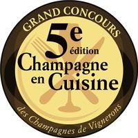 5ème concours Champagne en Cuisine