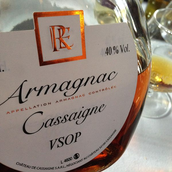Armagnac-Cassaigne-VSOP- Vinocamp Armagnac Gascogne 2015