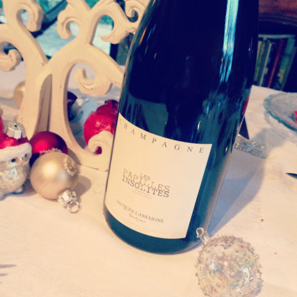 Champagne Jacques Lassaigne - Les Papilles Insolites
