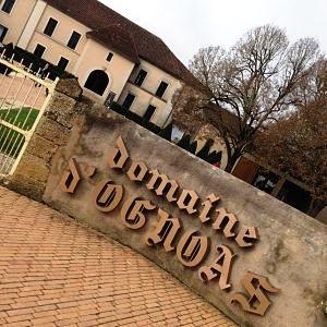 Entrée-Domaine-dOgnoas- Vinocamp Armagnac Gascogne 2015