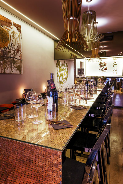 Interieur Chez Gaure - La Table du Vigneron - Credit Photo Alice Leveque