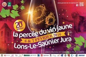 Percée du Vin Jaune 2016