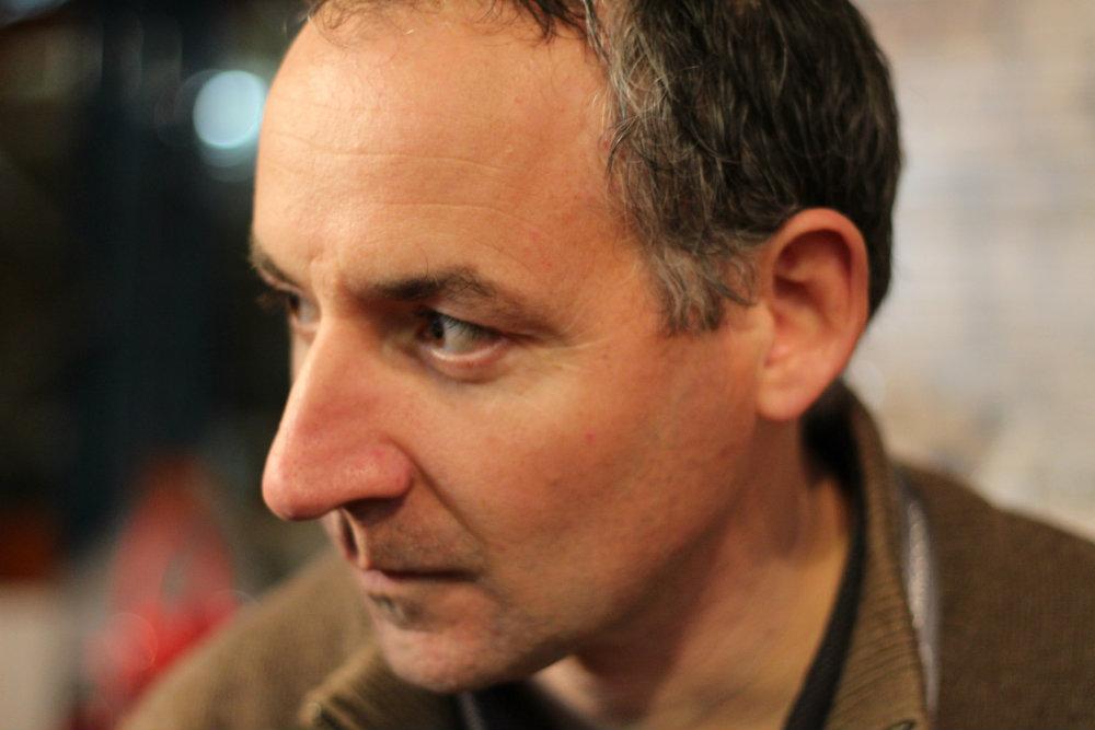 Vincent Charleux - Domaine Charleux Maurice et fils - Maranges - Grands Jours de Bourgogne 2016