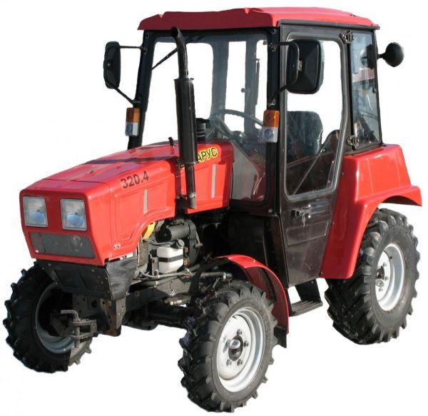 МТЗ-320.4 - Минитрактора - «Вескос» - Продажа, Купить ...