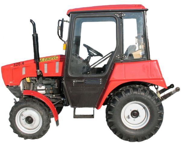 Трактор МТЗ 320.4 / Беларус 320.4 - Минитрактора - «Вескос ...